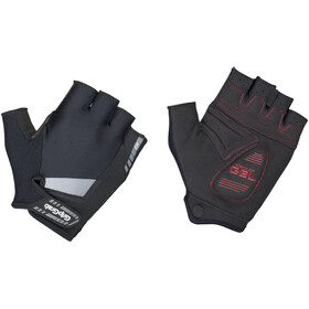 GripGrab SuperGel Short Finger Padded Gloves black
